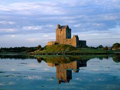 Dunguaire Castle Ireland - Bing Images