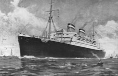 The voyage of the St. Louis, a German ocean liner, dramatically highlights the difficulties faced by many people trying to escape Nazi terror. In May 1939, 937 passengers, most Jewish refugees, left Hamburg, Germany, en route to Cuba. Most of them planned eventually to emigrate to the United States and were on the waiting list for admission.