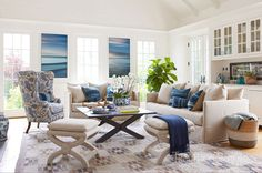 <p>After 32 years on Nantucket, a Boston couple trades a cottage that never quite fit for a new home that gathers three generations with ease</p>