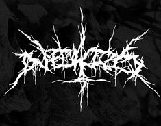 Another chapter of darkness. The XXII Daemon. Metal Band Logos, Metal Font, Metal Bands, Extreme Metal, Graffiti Lettering, Logo Maker, Death Metal, Cool Logo, Typography Design