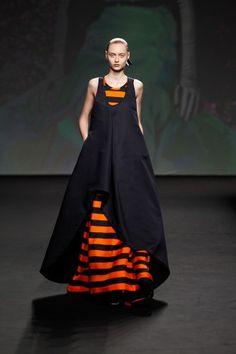 Dior's Africa, Asia, stripes