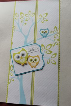 Creative memories Its a Boy paper and stickers borders