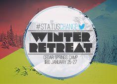 winter retreat ideas  church flyer templates free - Google Search | Event Flyers ...