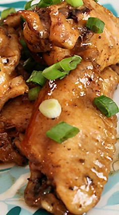 Chinese Coca-Cola Chicken Wings (Electric Pressure Cooker)
