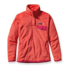 Patagonia Women's Re-Tool Snap-T® Fleece Pullover.
