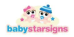 Our Baby Star Signs babies and logo | Birth Chart Astrology Horoscopes from Baby Star Signs.com