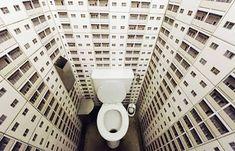 Vertigo Bathroom