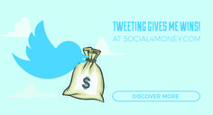 You heard us right. Social4money doesn't just help you look for ways to earn money through your social media accounts. We bring you the best deals that will give you all the value for you , your time and your money by customizing and looking for offers that best suits each and every single one of our users.