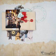 Meresanth Krafts: Albumowe LO / An album layout
