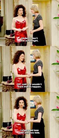 The 31 Sassiest Reasons We Still Miss 'The Nanny'