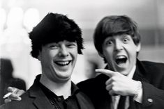 Ringo Starr's Lost Beatles Photo Album Pictures - Brian Epstein Wigs Out   Rolling Stone