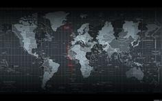 20 best world map images on pinterest maps world maps and black world map mousepadcustom rectangular mouse pad gumiabroncs Choice Image