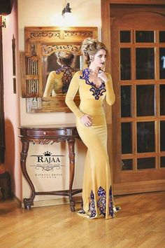 Big Dresses, Indian Gowns Dresses, African Fashion Dresses, African Dress, Moroccan Bride, Kaftan Gown, Stylish Hijab, Kurta Neck Design, Bridal Blouse Designs