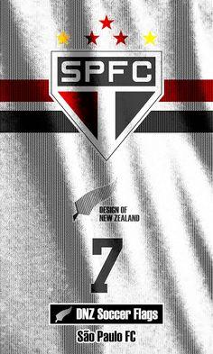 DNZ Soccer Flags: Wallpapers: São Paulo FC