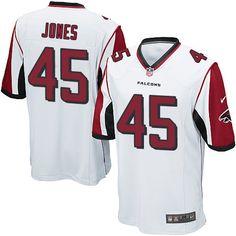 Atlanta Falcons #45 Game Jersey #classic #Jersey #FalconsStar #Jerseys #FalconsFans #GameJerseys