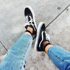 Vans Old Skool Black Suede Trainers | Urban Outfitters | Women's | Shoes | Trainers #UOEurope #UrbanOutfittersEU #uoonyou via @itsisabelrose