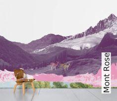 Tapete: Mont Rose - TapetenAgentur