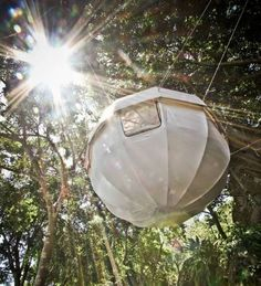 Eco Urban Tree Houses - These High-Tech Tree Houses Bring Green Shelter to Urban Areas (GALLERY)