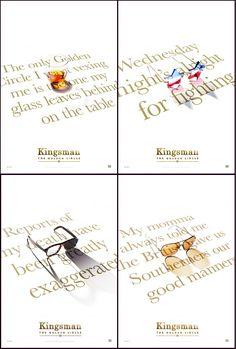 Kingsman, the Golden Circle