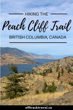 Just a short drive south of Penticton, the Peach Cliff hike is short, interesting and rewarding. The epic views stretch from Penticton to Vaseux Lake. Hiking Photography, Outdoor Photography, Fitness Photography, Adventure Photography, Beautiful Places To Visit, Places To See, Amazing Places, Hiking Tips, Travel Activities
