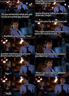 jim and pam :)