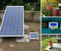 If you search for good DIY solar power project for your home there are thousands available on internet. Some of them are very complex and require special tools or knowledge. Others are relatively simple to construct which a child can make with items found in your house. I have chosen the list ones from instructable that I find interesting or very useful.In this collection I include all variety of projects like sizing the solar system,charging,tracking,energy monitoring and cool gadgets runs…
