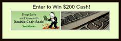 Mojo Giveaway: Enter to Win $200 Cash! - Mojosavings.com