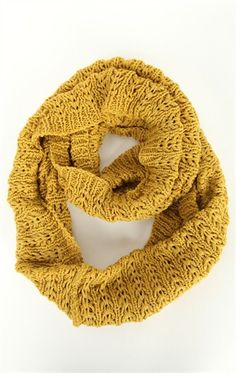 Deb Shops #Sweater Knit Infinity Scarf $15.90