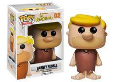Pop! Animation: Hanna-Barbera - Barney Rubble | Funko