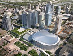 Edmonton Arena District by WAM/KatzGroup - Cicada Design Inc. 2014