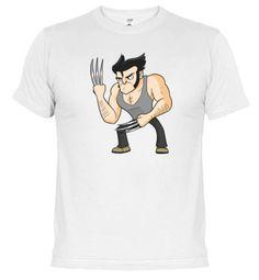 Camiseta Wolverine More