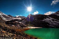Wedgemount Lake, Garibaldi Provincial Park, Beautiful British Columbia, Canada. - =IvanAndreevich