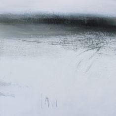 Abstrakte Malerei-Auftragsmalerei – Conny Niehoff-Malerei Francis Bacon Studio, Dresden, Abstract Art, Snow, Landscape, Artwork, Outdoor, Atelier, Paint