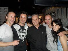 Reinaldo Garcia, Ranulfo Lopes, Enio Garcia e Geancarlla Ranulfo