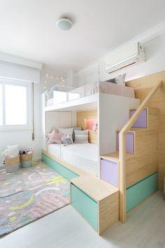 77 cozy minimalist bedroom decorating ideas with special look 7 Room Design Bedroom, Kids Bedroom Designs, Home Room Design, Room Ideas Bedroom, Small Room Bedroom, Cool Room Designs, Bedroom Bed, Bed Room, House Design