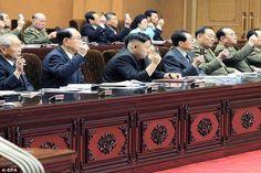 US Defense Secretary Chuck Hagel Announces Growing Concern over North Korea