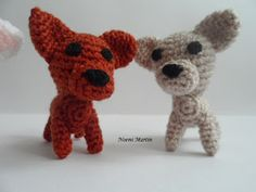 El blog de Noe - Aguja, lana y tijeras chihuahua