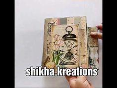 shikha kreations - YouTube The Creator, Decorative Boxes, Album, Retro, Youtube, Retro Illustration, Youtubers, Decorative Storage Boxes, Youtube Movies