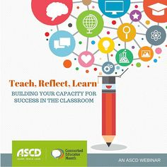 Take the reins of your own professional learning, grow as a reflective practitioner, and build your capacity for success in the classroom with the strategies and approaches in this engaging webinar.