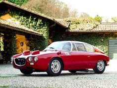 STORMWHEELS: ZAGATO - Lancia FLAVIA Sport Corsa