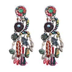 Multi Coast Cecilia Earrings - Hip Collection - Earrings