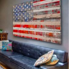 Painting Flag Pallet