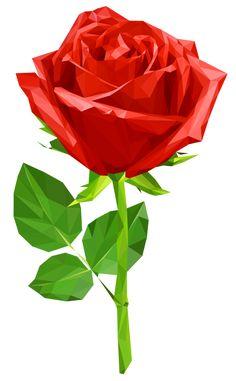 Clip Art Red Rose Clip Art red rose with stem transparent png clip art image roses crystal image