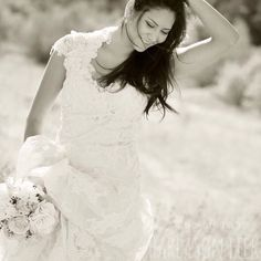 Allure wedding dress 8764.  Photo cred hardison peek