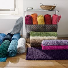 Company Cotton Chunky Bath Rug | The Company Store