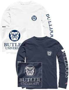 Product: Butler University Bulldogs Long Sleeve T-Shirt