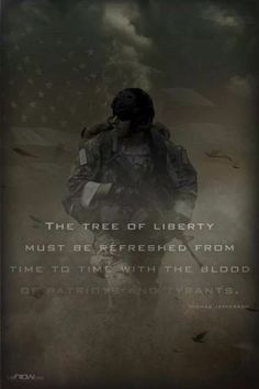 The tree of liberty... - http://www.sonsoflibertytees.com/patriotblog/the-tree-of-liberty/?utm_source=PN&utm_medium=Pinterest&utm_campaign=SNAP%2Bfrom%2BSons+of+Liberty+Tees%3A+A+Liberty+and+Patriot+Blog  www.SonsOfLibertyTees.com Liberty & Patriotic Threads   http://goo.gl/y95hMs
