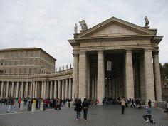 St. Peter's Basilica, Rome, Octoer 2010