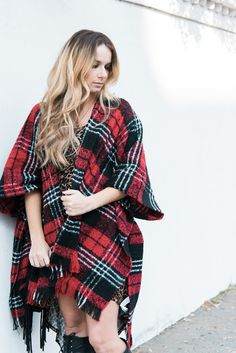 Meadows and Reeds: Fashion Friday {Tartan Leopard}