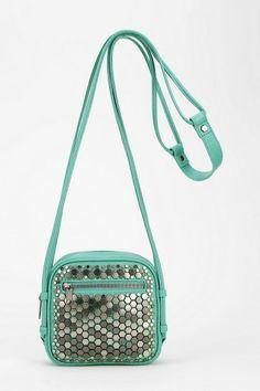 Deena & Ozzy Nova Stud Crossbody Bag #urbanoutfitters